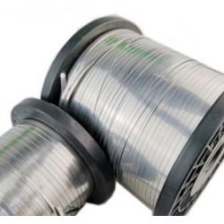 4x0.35mm Nicrom tape - 1 meter