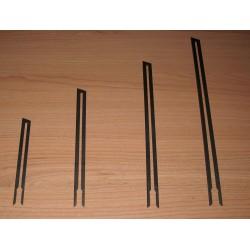 Rigid blades